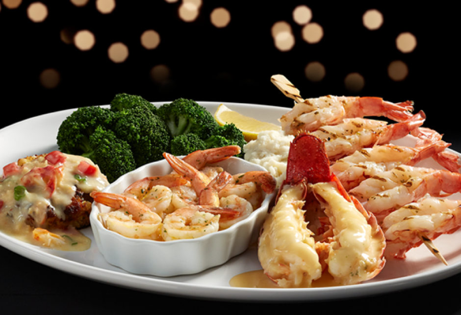 NEW! Grand Seafood Feast
