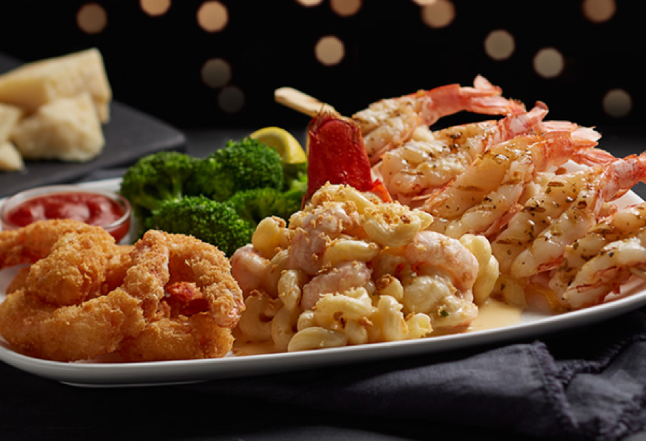 NEW! Wild-Caught Lobster-and-Shrimp Trio