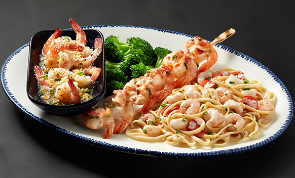 Red Lobster® Announces Create Your Own Shrimp Trios™ Event