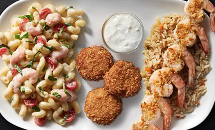 Red Lobster® Announces the Return of Create Your Own Seafood Trios