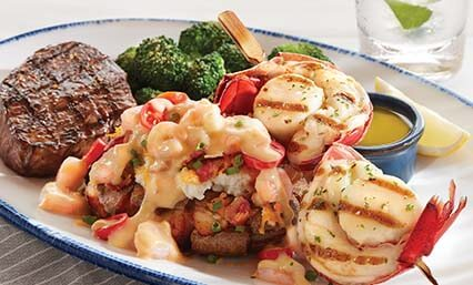 Red Lobster® Celebrates the holiday season with Ultimate Surf & Turf™ Event