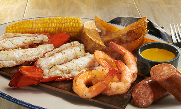 Red Lobster® Kicks Off Summer With Lobster & Shrimp Summerfest