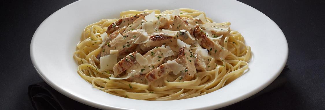 Cajun Chicken Linguini Alfredo