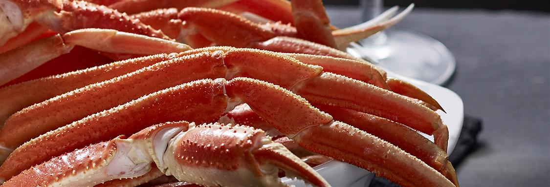 Canadian Snow Crab Legs