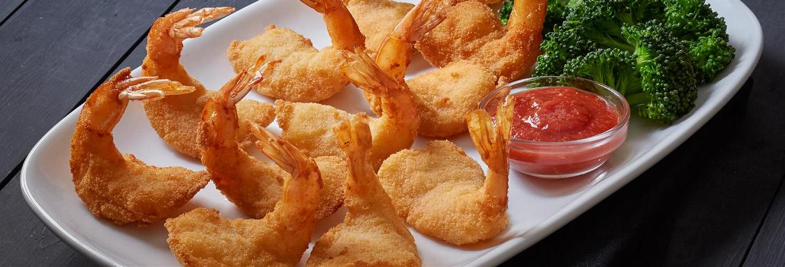 Walt's Favourite Shrimp